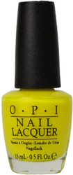 OPI No Faux Yellow