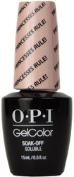 OPI Gelcolor Princesses Rule! (UV / LED Polish)