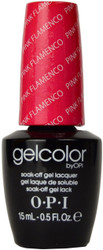 OPI Gelcolor Pink Flamenco (UV / LED Polish)