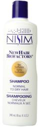 NISIM Normal To Dry Hair Sulfates Free Shampoo (8 fl. oz. / 240 mL)