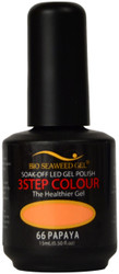 Bio Seaweed Gel Papaya (UV / LED Polish)