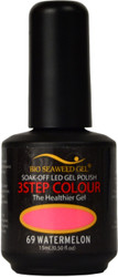 Bio Seaweed Gel Watermelon (UV / LED Polish)