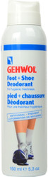 Gehwol Foot + Shoe Deodorant (5.3 oz. / 150 mL)