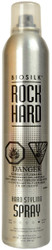 Biosilk Rock Hard Hard Styling Spray (10 oz. / 284 g)