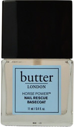 Butter London Horse Power Nail Rescue Basecoat (0.4 fl. oz. / 11 mL)