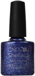 CND Shellac Starry Sapphire (UV / LED Polish)