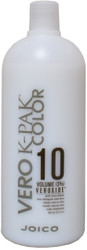 Joico Vero K-Pak Color 10 Volume (3%) Gentle Crème Developer (32 fl. oz. / 950 mL)