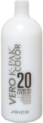 Joico Vero K-Pak Color 20 Volume (6%) Gentle Crème Developer (32 fl. oz. / 950 mL)