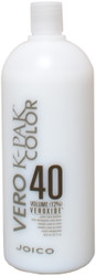Joico Vero K-Pak Color 40 Volume (12%) Gentle Crème Developer (32 fl. oz. / 950 mL)