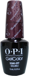 OPI Gelcolor Rich & Brazilian (UV / LED Polish)