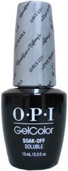 OPI Gelcolor Girls Love Pearls (UV / LED Polish)