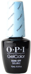 OPI Gelcolor It's A Boy! (UV / LED Polish)