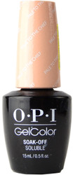 OPI Gelcolor Pale To The Chief (UV / LED Polish)