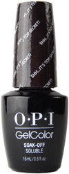 OPI Gelcolor Shh...It's Top Secret! (UV / LED Polish)