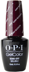 OPI Gelcolor Kerry Blossom (UV / LED Polish)