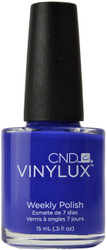 CND Vinylux Blue Eyeshadow (Week Long Wear)
