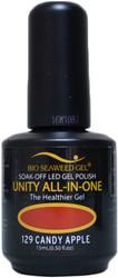 Bio Seaweed Gel Candy Apple Unity All-In-One (UV / LED Polish)