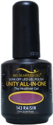 Bio Seaweed Gel Raisin Unity All-In-One (UV / LED Polish)