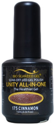 Bio Seaweed Gel Cinnamon Unity All-In-One (UV / LED Polish)