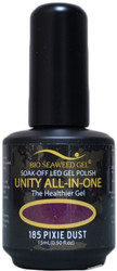 Bio Seaweed Gel Pixie Dust Unity All-In-One (UV / LED Polish)