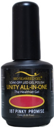 Bio Seaweed Gel Pinky Promise Unity All-In-One (UV / LED Polish)