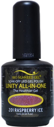 Bio Seaweed Gel Raspberry Ice Unity All-In-One (UV / LED Polish)