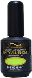 Bio Seaweed Gel Highlight Unity All-In-One (UV / LED Polish)