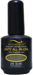 Bio Seaweed Gel Olive Unity All-In-One (UV / LED Polish)