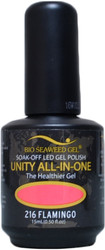 Bio Seaweed Gel Flamingo Unity All-In-One (UV / LED Polish)