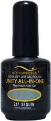 Bio Seaweed Gel Sequin Unity All-In-One (UV / LED Polish)