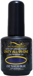 Bio Seaweed Gel Tuxedo Blue Unity All-In-One (UV / LED Polish)