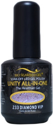 Bio Seaweed Gel Diamond VIP Unity All-In-One (UV / LED Polish)