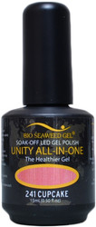 Bio Seaweed Gel Cupcake Unity All-In-One (UV / LED Polish)