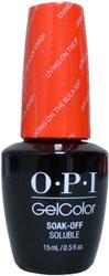 OPI Gelcolor Living On The Bula-Vard! (UV / LED Polish)