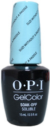 OPI Gelcolor Suzi Without A Paddle (UV / LED Polish)