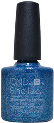 CND Shellac Shimmering Shores (UV / LED Polish)