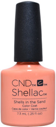 CND Shellac Shells In The Sand (UV / LED Polish)