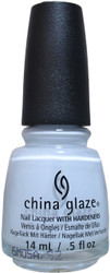 China Glaze Blanc Out
