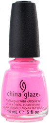 Free Gift: China Glaze Shocking Pink (Neon) by China Glaze ($35 Minimum Purchase - 1 Gift Per Customer)