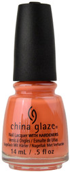 China Glaze That'll Peach You
