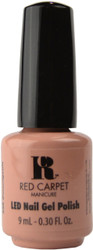 Red Carpet Manicure #Manigoals (UV / LED Polish)