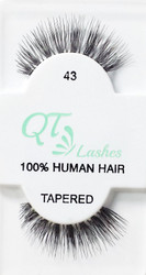 QT Lashes #43 Tapered QT Lashes