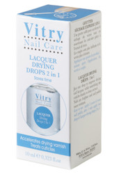Vitry Lacquer Drying Drops 2-In-1 (10 mL)