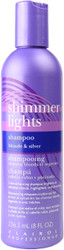 Shimmer Lights Shampoo For Blonde & Silver Hair (8 fl. oz. / 236.5 mL)