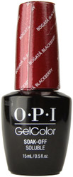OPI Gelcolor Bogota Blackberry (UV / LED Polish)