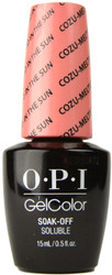 OPI Gelcolor Cozu-Melted In The Sun (UV / LED Polish)