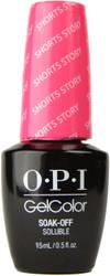 OPI Gelcolor Shorts Story (Brights) (UV / LED Polish)