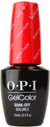 OPI Gelcolor Dutch Tulips (UV / LED Polish)