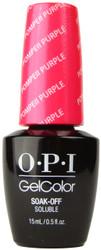 OPI Gelcolor Pompeii Purple (UV / LED Polish)