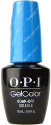 OPI Gelcolor Fearlessly Alice (UV / LED Polish)